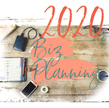 2020 Business Planning Registration. Workshop starts October 30th.