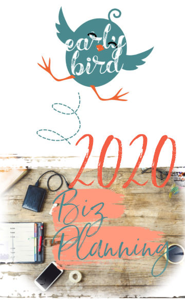 Ninja Coaching Business Planning 2020